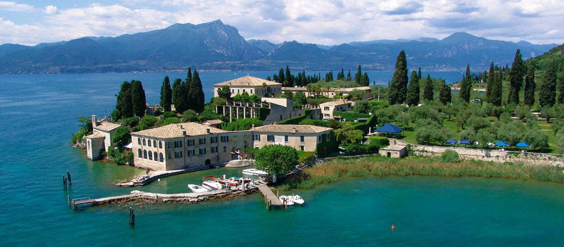 Möglichkeiten, um Urlaub am Gardasee zu verbringen.