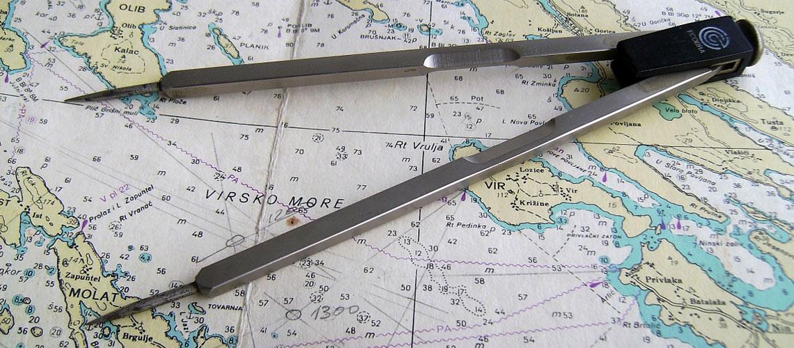 Bootsführerschein Erfahrungen am Gardasee, Navigieren ist nicht so schwierig!