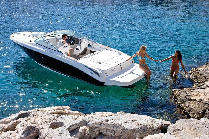 Sea Ray 240 Garda Lake