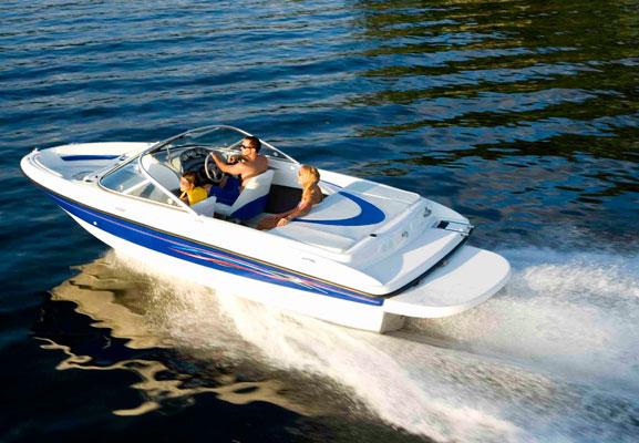 Bayliner 185 zu vermieten am Gardasee