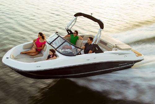 Bayliner VR5 Garda Lake